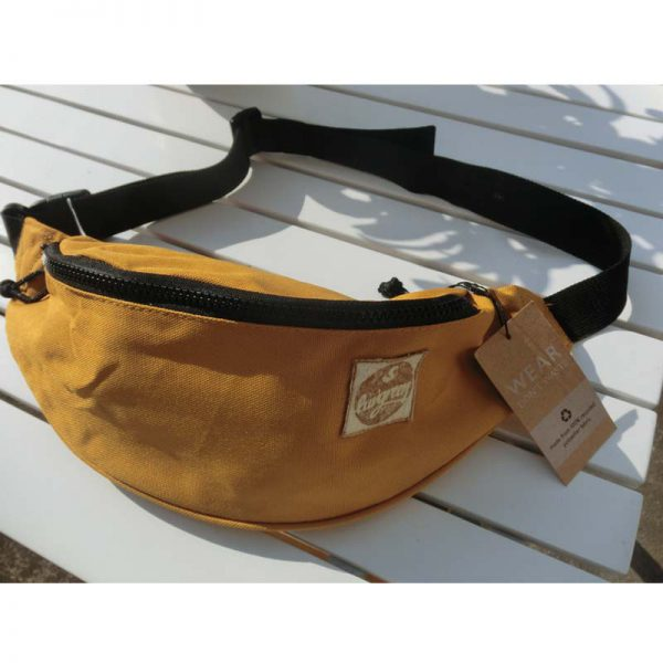 luvgreen recyceltes bodybag waistbag