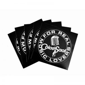 "Colos Saal Sticker ""Neu"""