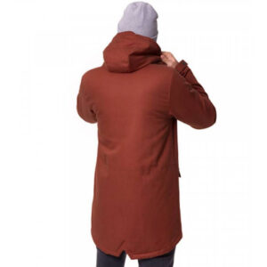"""BLEED Parka """"Guerilla Thermal"""" red"""