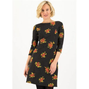 "BLUTSGESCHWISTER Kleid ""Home Sweet Robe"" Forest Flower"