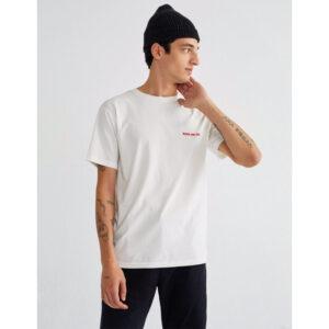 """THINKING MU T-Shirt """"Joy of Cycling"""" white"""