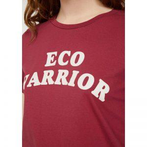 """ARMEDANGELS T-Shirt """"Maraa Eco Warrior"""" rosewood"""
