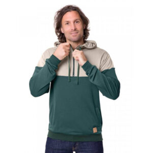 "BLEED Hoodie ""Mountain Active Lyocell (TENCEL™)"" MEN green"