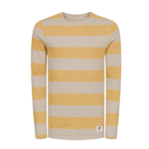 "BLEED Sweater ""Captains"" yellow"