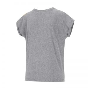 "PICTURE T-Shirt ""Liz Tee"" dark grey melange"