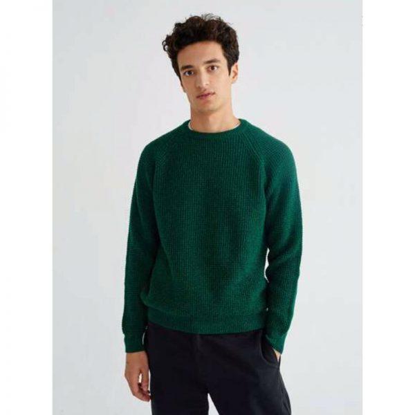 THINKINGMU-anteros-sweater-green