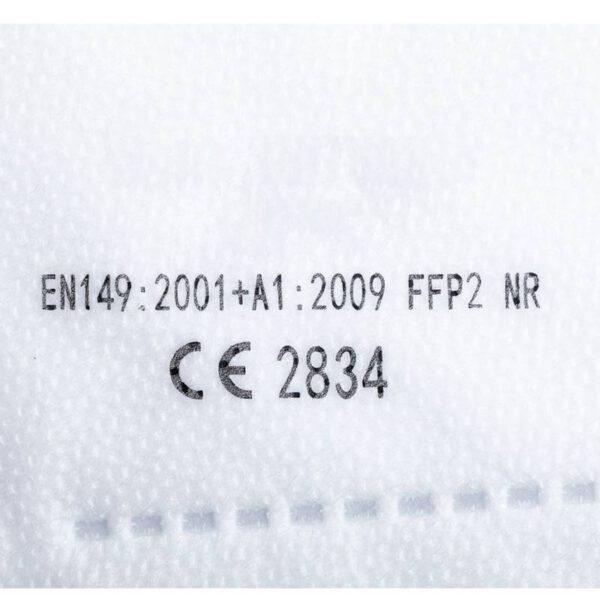 FFP2 Maske CE mit Zertifikat
