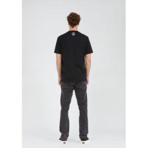 "ARMEDANGELS T-Shirt ""Aado I Care"" black"
