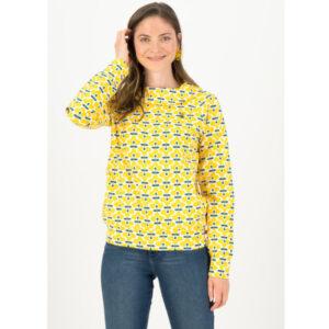 "BLUTSGESCHWISTER Sweatshirt ""How lovely"" real retro"