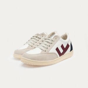"""FLAMINGOS' LIFE Sneaker """"Roland V.3"""" tricolor ivory"""