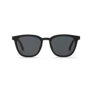 """TAKE A SHOT Sonnenbrille """"Quentin"""" schwarzes Eichenholz"""