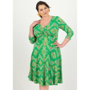 "BLUTSGESCHWISTER Kleid ""Hot Knot Robe 3/4 Arm"" carnival carousel"
