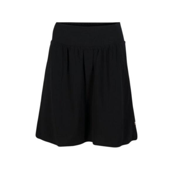 Luftig leichter Basicrock, den du zu allen Farben tragen kannst