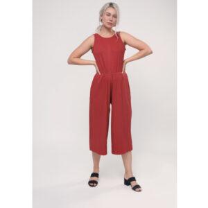 "LOVJOI Jumpsuit ""Aegirin"" chili oder black"