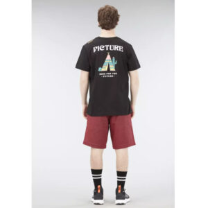 "PICTURE T-Shirt ""Bret Tee"" black"
