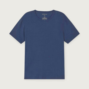 "THINKING MU T-Shirt ""Hemp"" navy"
