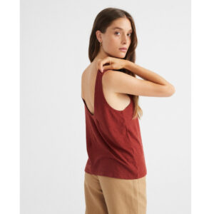 "THINKING MU Top ""Hemp Tank"" 2 Farben"