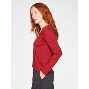 "THOUGHT Cardigan ""Loren"" 2 Farben"