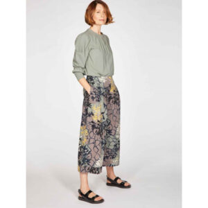 "THOUGHT Culotte ""Brielle Hanf"" smoke grey"