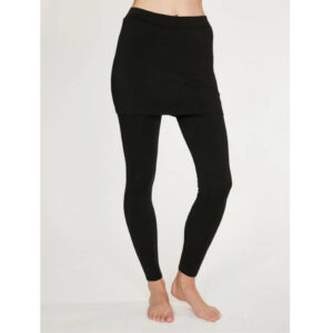 "THOUGHT Leggings ""Jay Bamboo Organic Rock Cover"" black"