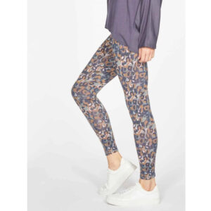 "THOUGHT Leggings ""Madelyn"" mid blue"