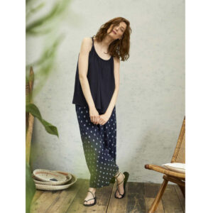 """THOUGHT Top """"Ellie"""" navy"""