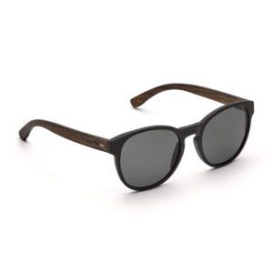 """TAKE A SHOT Sonnenbrille """"the king of hearts"""" Walnussholz"""