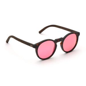 "TAKE A SHOT Sonnenbrille ""Lisi"" Walnussholz"